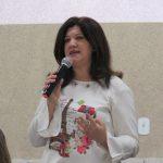 Sueli Melo, secretária de Saúde