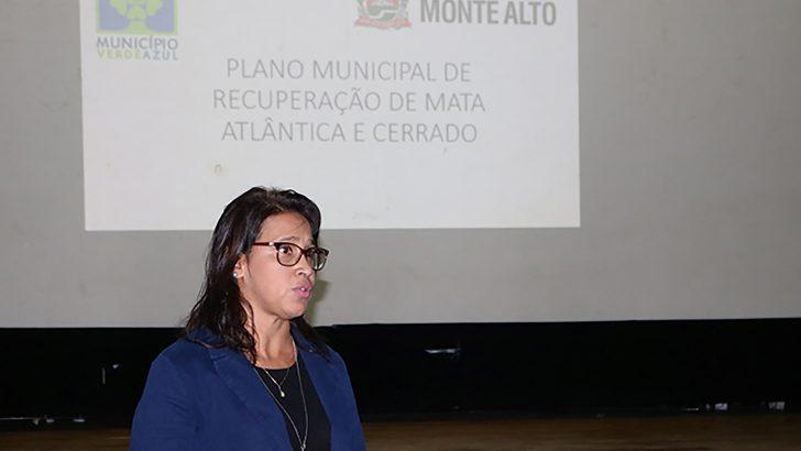 Monte Alto inicia discussão para criação de plano para recuperação ambiental