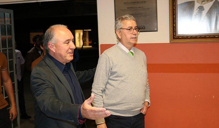 Polo da UNIVESP é apresentado e recebe visita do deputado Chico Sardelli