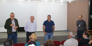 Servidores municipais recebem palestra motivacional
