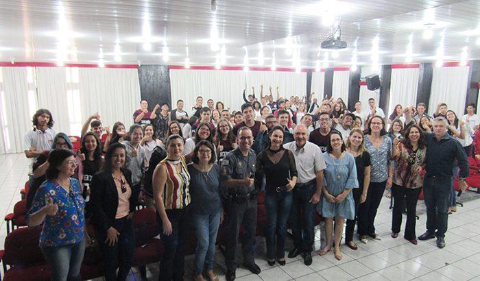 Programa PARTY é realizado em Monte Alto
