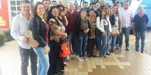 Empresários vão à Feira Internacional de Alimentação Fora do Lar