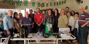 Unidades de saúde de Monte Alto recebem kits de urgência