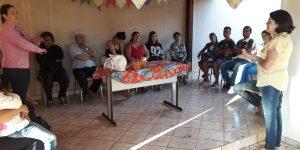 """Secretaria de Assistência realiza """"Escola de Pais"""" através do SENAC"""