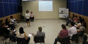 Secretaria de Saúde oferece cursos aos colaboradores