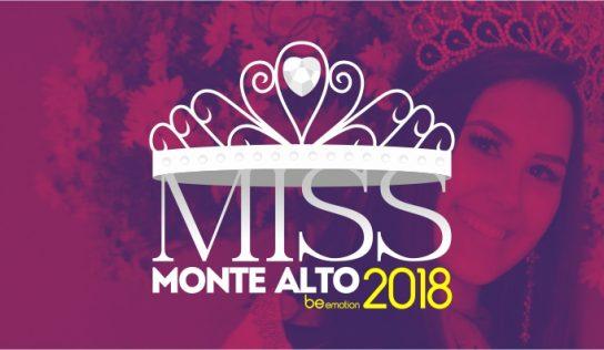 Inscrições do Miss Monte Alto encerram-se na sexta-feira, dia 3