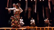 """Monte Alto receberá espetáculo """"Nosso Flamenco"""" e oficina de dança"""