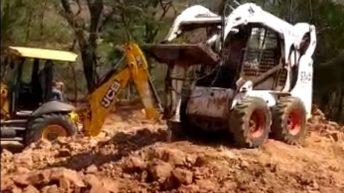 Obra na estrada da Água Limpa leva mais segurança aos produtores rurais
