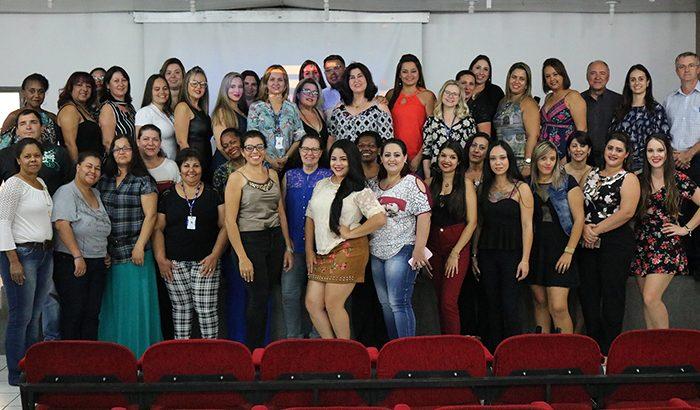 Alunos do SEBRAE comemoram encerramento dos cursos