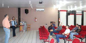 Arborização do município é discutida em audiência pública