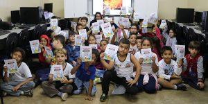 Escolas municipais recebem ciclo de palestras sobre o meio ambiente