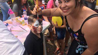 Conselho de Políticas sobre Drogas realiza ação de prevenção para crianças na Praça Central