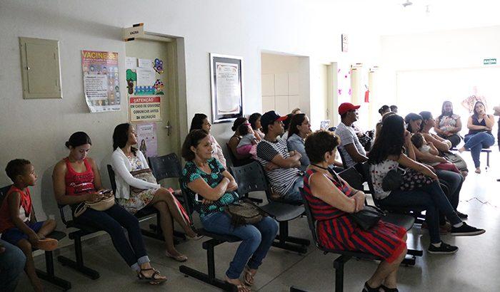 """UBS """"Ezídio Pelloso"""" oferece palestra com pediatra"""