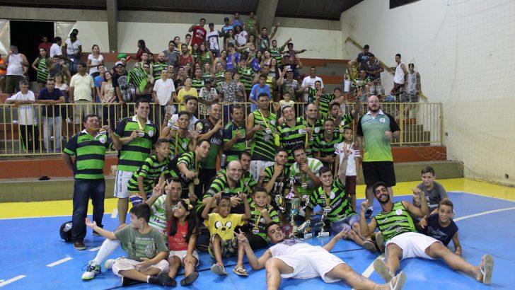 Estão abertas as inscrições para o Campeonato de Futsal