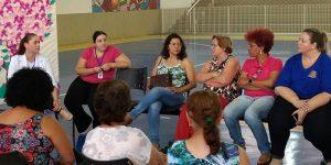 Outubro Rosa é pauta em encontro na USF do Bela Vista