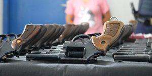 Guarda Civil Municipal recebe 35 revólveres para armamento