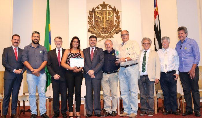 Monte Alto recebe novamente o prêmio de Município VerdeAzul