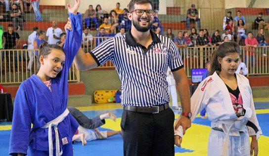 Edição especial do Open Arena reúne 250 atletas do jiu jitsu