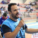Erick Pavanelli presta homenagem a Moisés Pinchieri