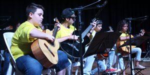 Projeto Guri realiza encerramento de 2018