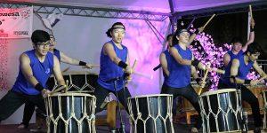Festival celebra a imigração japonesa na Praça Central
