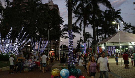 'Natal Espetacular' tem festa com premiação na Praça Central
