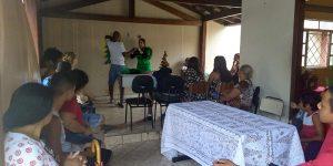 CREAS realiza encontro com as famílias atendidas pelo PAEFI