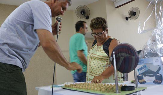 Fundo Social realiza Tarde Solidária com bingo