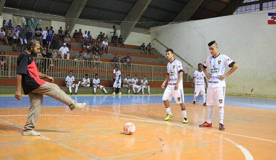 Campeonato de Futsal começou com grandes disputas