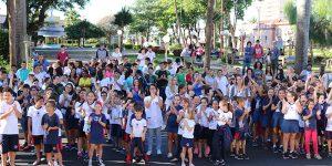 Emancipação política do município é celebrada em seu 123º aniversário