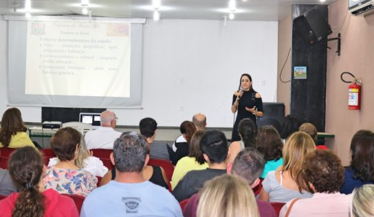 Secretaria de Saúde realiza Conferência Municipal