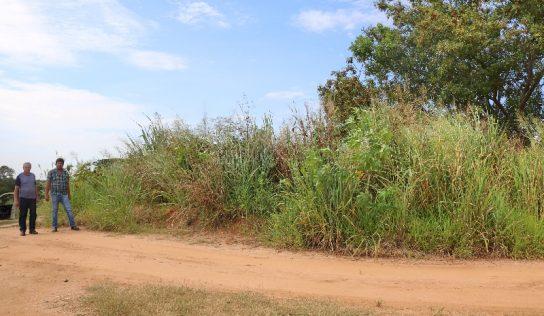 Desassoreamento e bacia de contenção preservam o Córrego das Correias