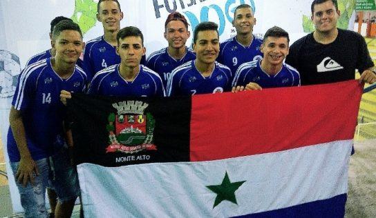 Monte Alto enfrenta Ibitiúva em sua estreia na Taça EPTV de Futsal