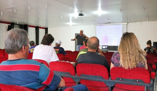 Reunião avança em questões relacionadas à instalação e utilização de caçambas em Monte Alto