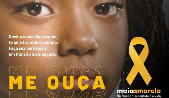 Maio Amarelo terá ações práticas e educativas no município