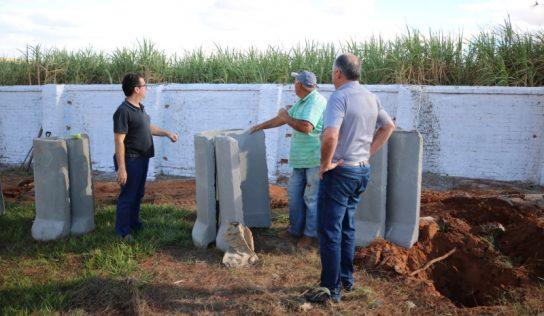 Cemitério Municipal de Aparecida ganha reforma