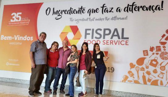 Fispal Food Service é sucesso e Sebrae Aqui já tem próxima viagem marcada