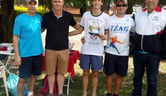 27ª Copa Cidade Sonho de tênis já tem seus vencedores