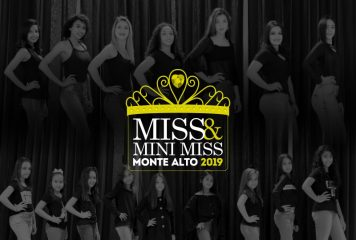 Monte Alto conhece as candidatas aos títulos de Miss e Mini Miss 2019