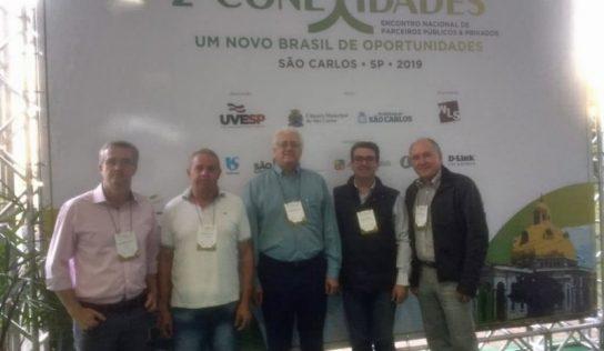 Monte Alto marca presença em Encontro Nacional em São Carlos