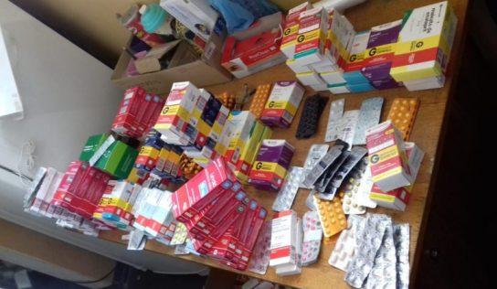 Medicamentos e suas embalagens podem ser descartados em unidades de saúde