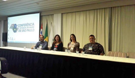 Monte Alto participa da 8ª Conferência Estadual de Saúde
