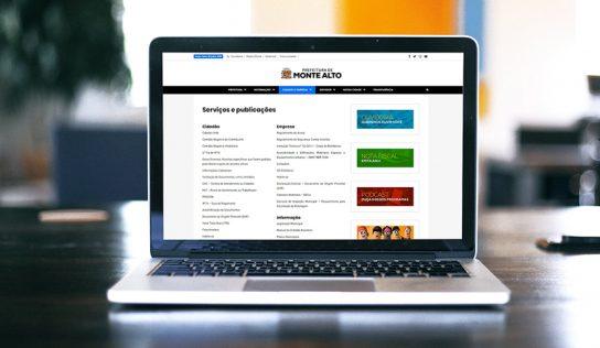 Desburocratizando: Prefeitura de Monte Alto abre serviços digitais para contribuintes