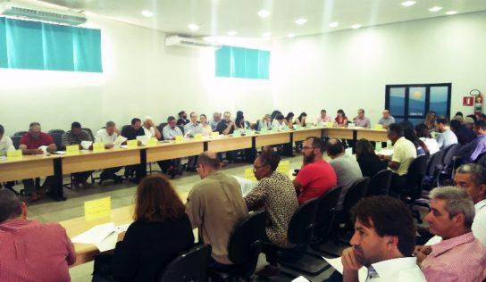 Monte Alto acompanha mais uma reunião do CBH-TG