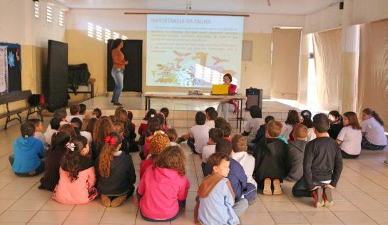 Secretaria de Agricultura e Meio Ambiente realiza palestras nas escolas de Monte Alto