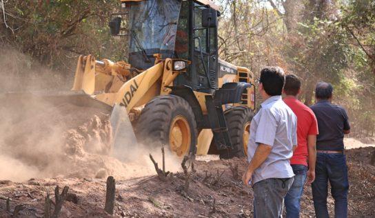 Distrito de Aparecida recebe obras e melhorias para sua tradicional festa