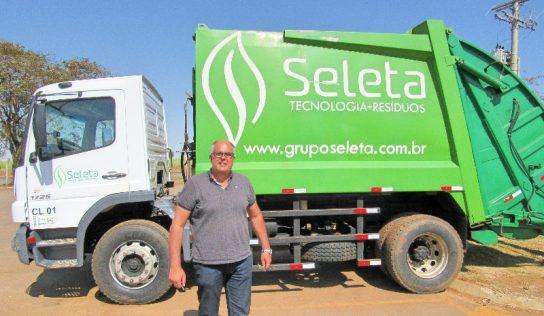 Secretário visita empresa responsável por receber o lixo doméstico de Monte Alto