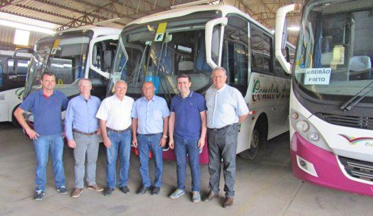 Ônibus realizará viagens ao Distrito de Aparecida no final de semana