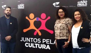 'Juntos pela Cultura' é lançado pelo governo estadual e leva opções aos municípios