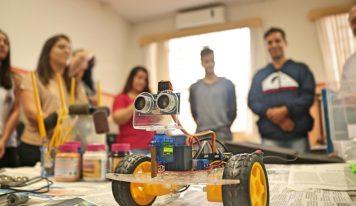 EMEB Norival Mendes desenvolve projeto de robótica com os alunos